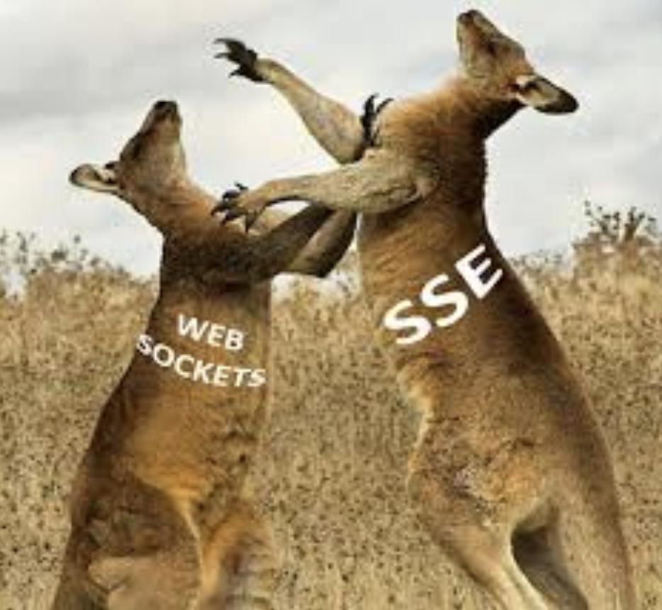 Push: SSE vs Websockets - Streamdata io