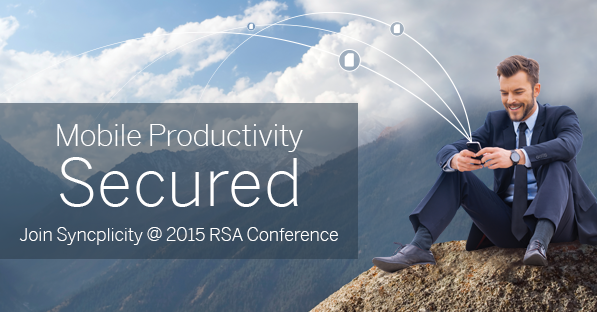 Syncplicity by Axway at RSA