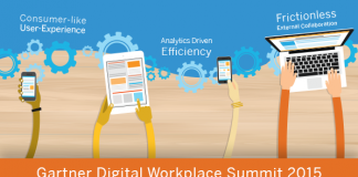 Gartner digital workplace