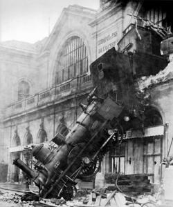 montparnasse-train