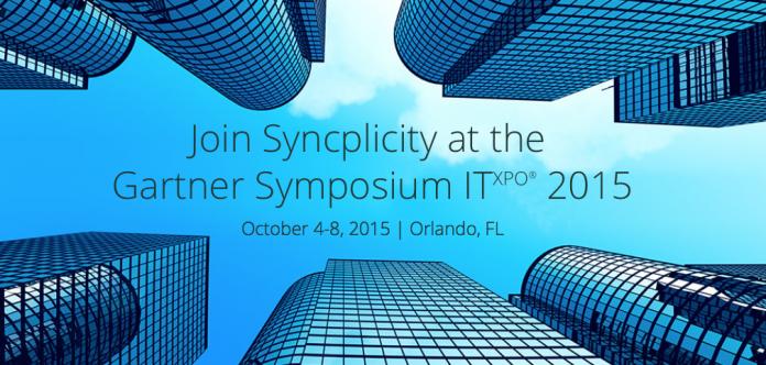 Gartner Symposium ITxpo 2015