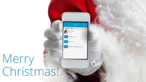 merry christmas from syncplicity