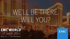 EMC World Email Vegas