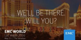 EMC World Email Vegas