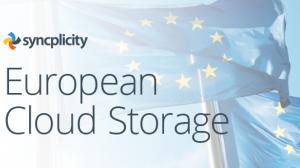 European Cloud Storage