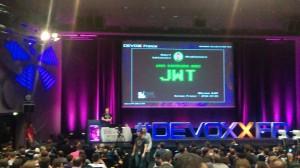 JWT @ Devoxx Fr
