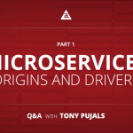 Microservices Origins and Drivers