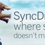 SyncDrive size: The perfect complement for your data