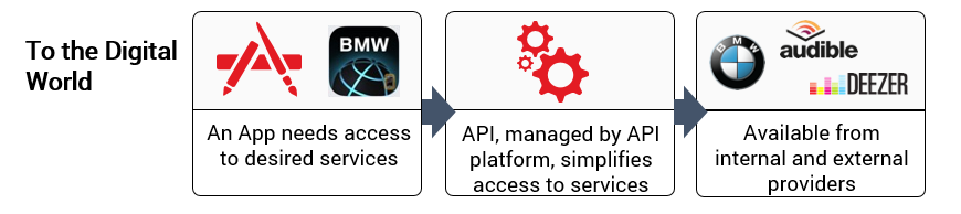 apis to the digital world
