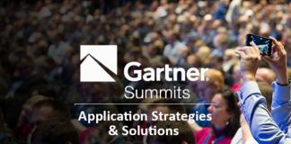 Gartner Application Strategies & Solution 2017 Las Vegas
