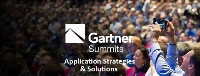 Gartner Application Strategies & Solution 2017 Las Vegas