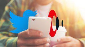 Twitter graphic and Streamdata logo