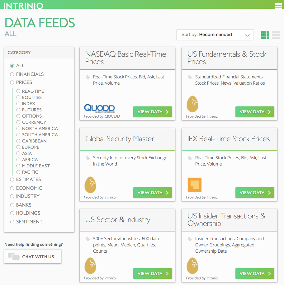 Data Marketplace: The Extra Mile When Making Data Available Via API