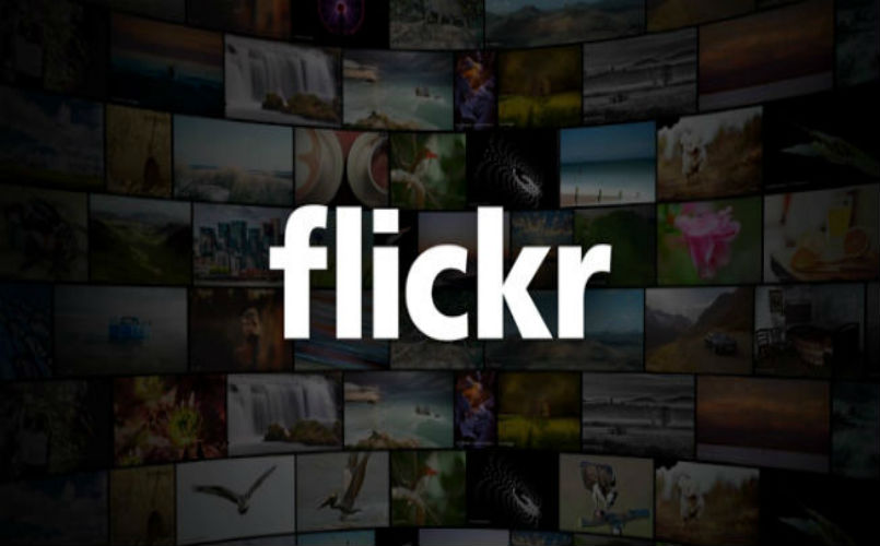 A Real Time Photo Stream with Flickr API