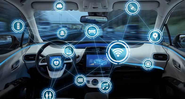 connected automotive