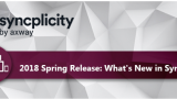 Spring Release 2018: new enterprise features!