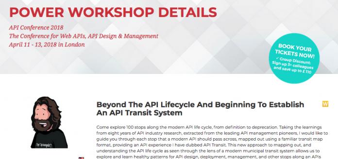 Streamdata io API Workshops