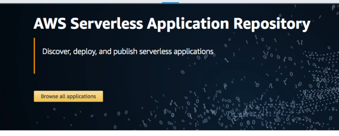 Streaming Options In The AWS Serverless Application Repository