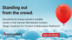 Magic Quadrant for Content Collaboration Platforms