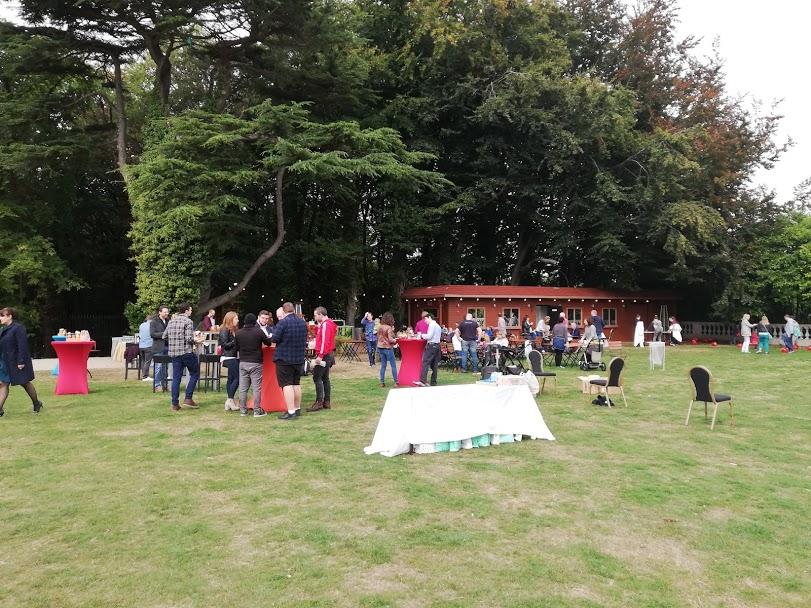 Axway R&D Dublin Summer Party 2018