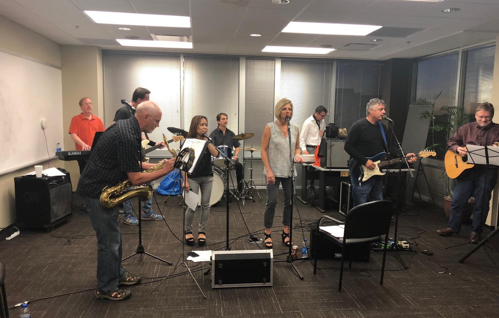 Axway rock band