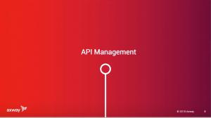 API MANAGEMENT LESSONS