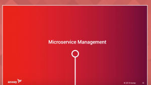 microservices managment