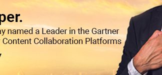Leader in the Gartner Magic Quadrant