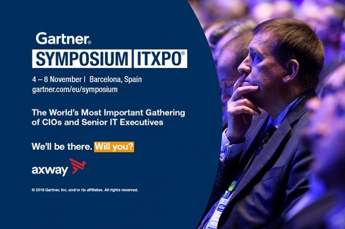 November 4th! Gartner Symposium ITxpo 2018 is coming