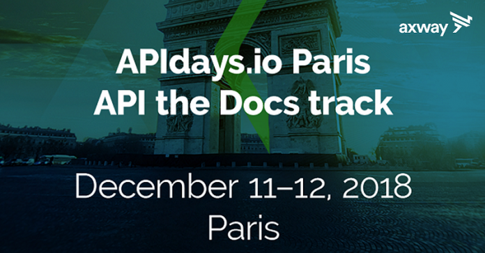 join Axway for APIdays