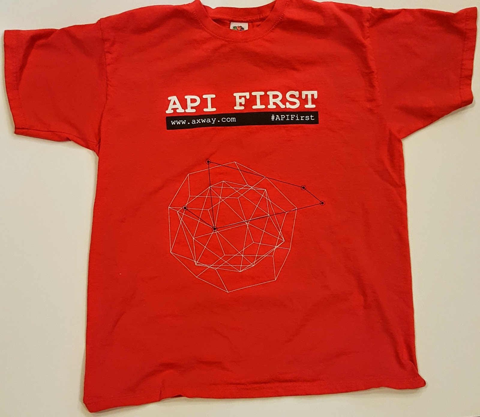 API FIRST T-SHIRT