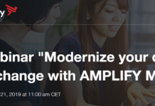data exchange with AMPLIFY MFT
