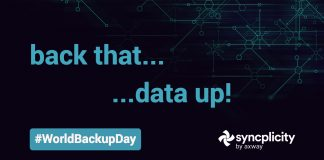 World Backup Day: Back that… data up!