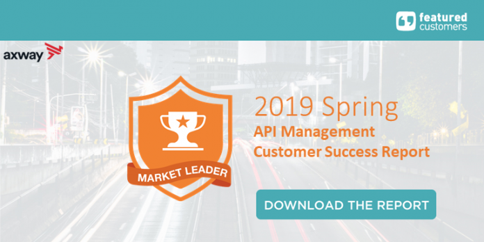 API Management Software Customer Success Report names Axway a Market Leader