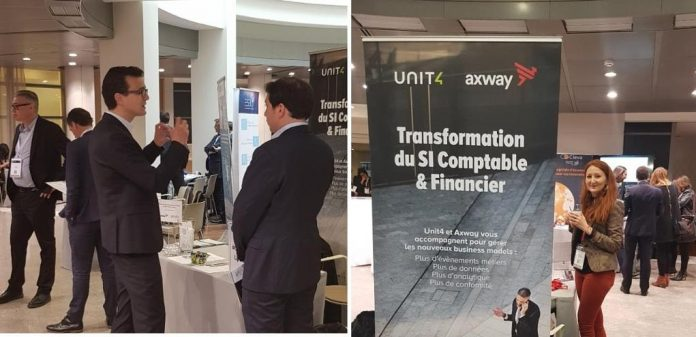 Axway & Unit4 team up for digital insurance