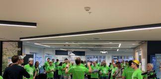 "UniSuper Hackathon 2019–""Innovation and Collaboration as a competitive advantage"""
