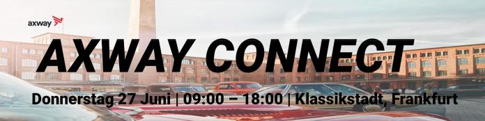 Axway Connect DE