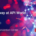 Meet Axway at API World 2019