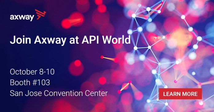 Meet Axway at API World 2019