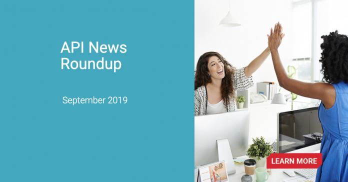 September API News Roundup