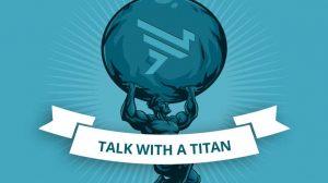 Talk with a Titan Adam Paxton