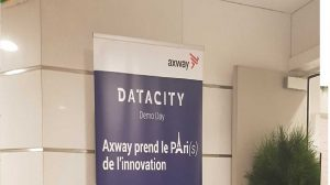 Axway partners with DataCity