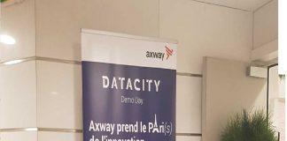 Axway partners with DataCity
