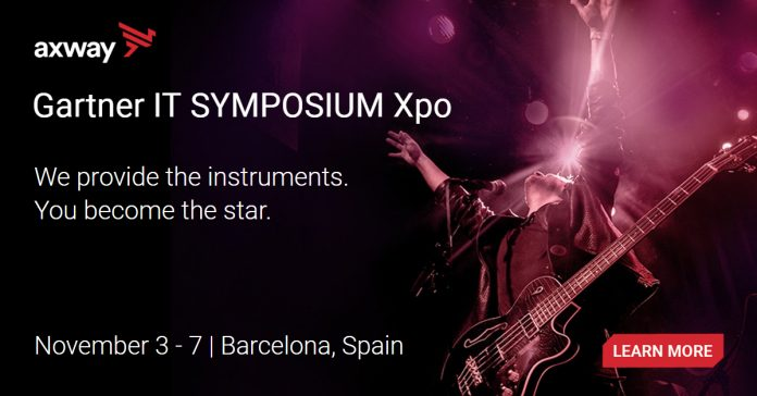 Gartner IT Symposium/Xpo 2019.