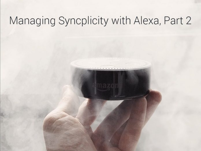 Syncplicity with Alexa