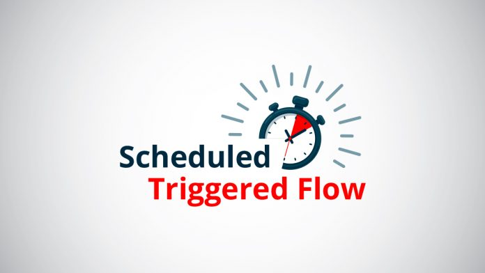 Axway Integration Builder - Scheduled Triggered Flow Example