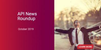 API News Roundup - October 2019