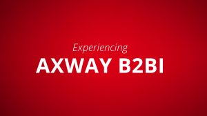 Axway B2Bi platform