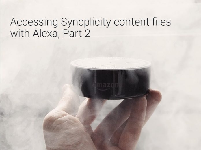accessing Syncplicity content files