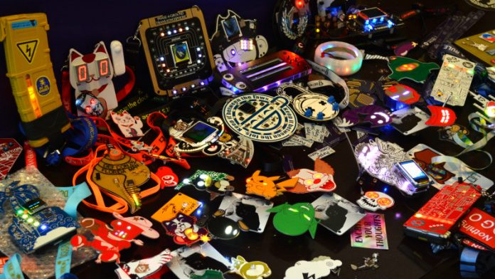 custom badge pins